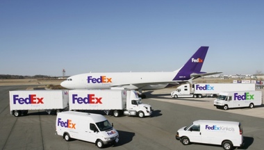 FedEx (FDX) stock is looking rock solid