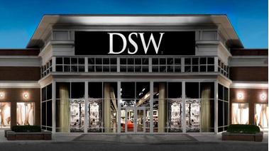 Positive sentiment about DSW prior to the earnings